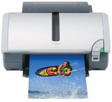 Canon I860 Inkjet Printer