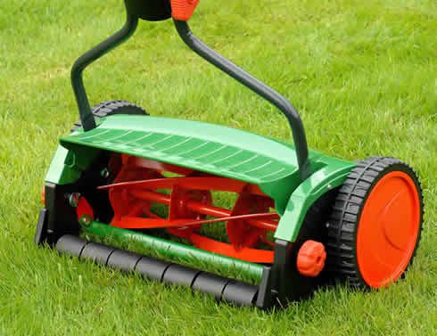 Brill 33 Razorcut Push Mower