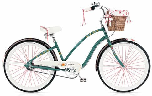 Gypsy Electra: Girl's Cruiser Bicycle