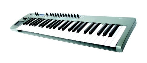 Best MIDI Keyboards Under $500: Novation XioSynth 49 MIDI keyboard