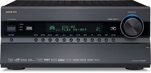 Onkyo TX-NR3007 Home Theater Receiver