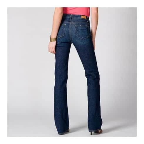 Women's Organic Cotton Jeans: Paige Premium Denim Rising Glen Organic Jeans