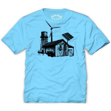 Topo Ranch Organic Cotton T-Shirt