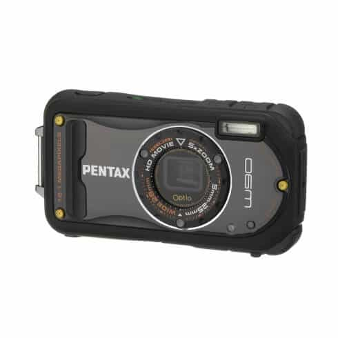 Pentax Optio W90 Underwater Camera