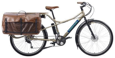 2011 Kona Electric Ute Cargo Bike
