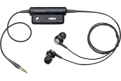 Audio-Technica ATH-ANC3 Noise Canceling Earphones