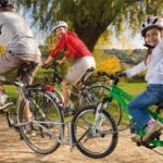 Family Cycling: A Review Of Trailer Bikes For Kids