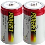The Best D-Size Rechargeable Batteries Of 2013