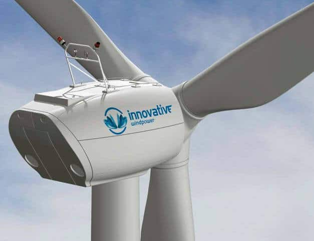 Falcon Wind Turbine:  Versatile & Efficient Power Generation (photo: Innovative Windpower)
